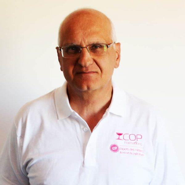 ICOP - Jean-Louis Giraud - Formateur Viticulture